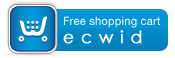 Ecwid free shopping cart