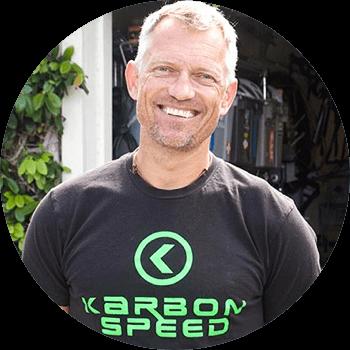 <b>Chris Evertsen</b>, Karbon Speed