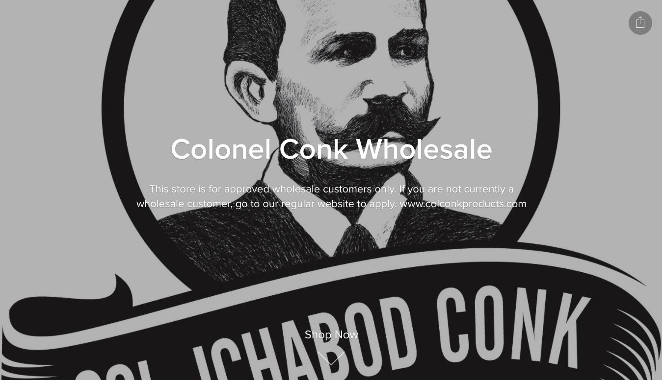 Kolonel Conk Grosir