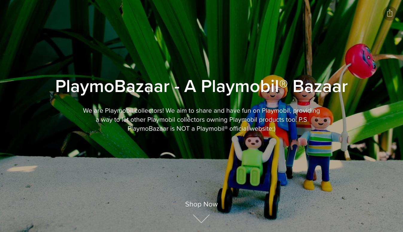 PlaymoBazaar