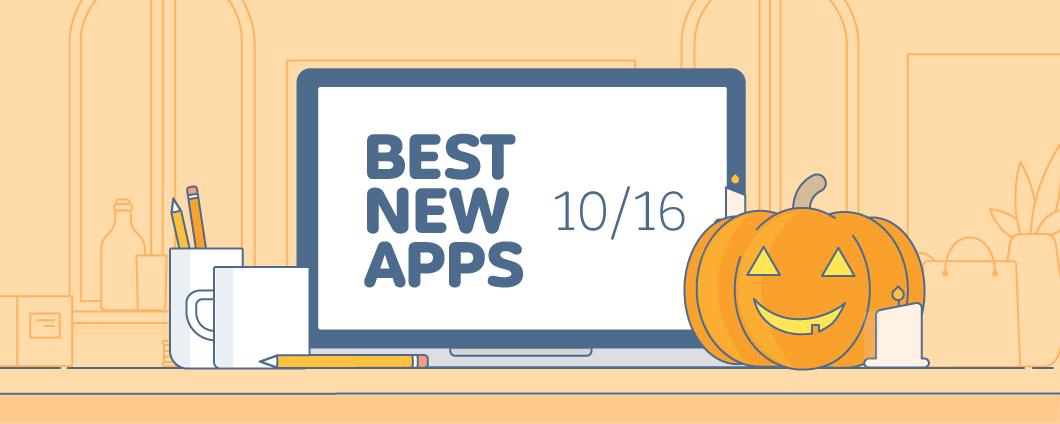 Kami Favorit Aplikasi Baru untuk bulan oktober