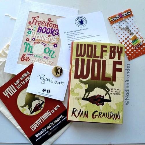 Books subscription box
