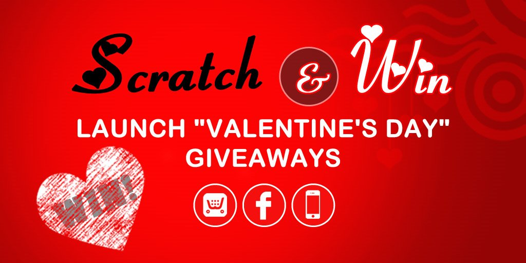 Scratch & Win!