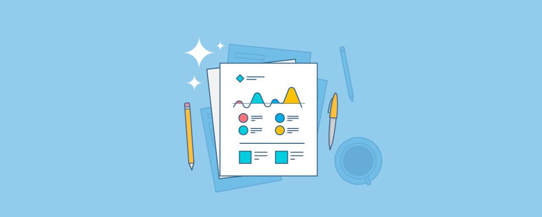 Bagaimana untuk Hidupkan Anda Ecwid Analisis Data Dalam Visual Infografis