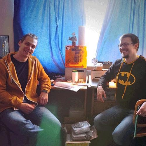 Vladimir e Sergey