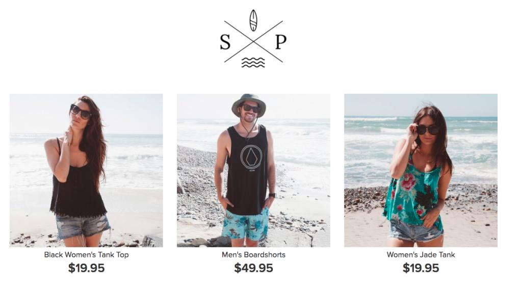 Gratis e-commerce website: logo