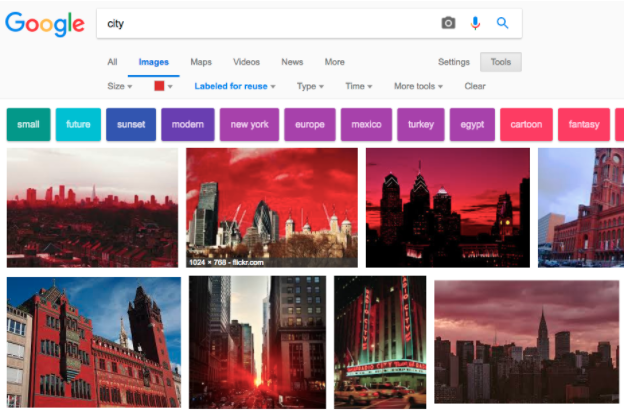 google ricerca di foto