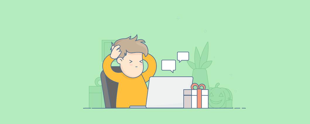 8 E-Commerce Errores que se deben Evitar Durante las Vacaciones de Ventas