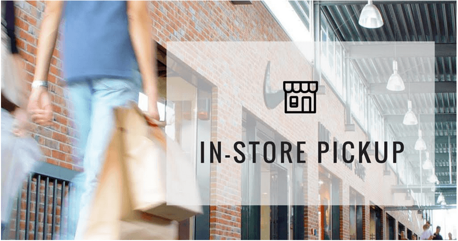 In-Pick-Up Store