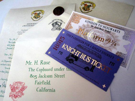 Legendary Buchstaben magische mail