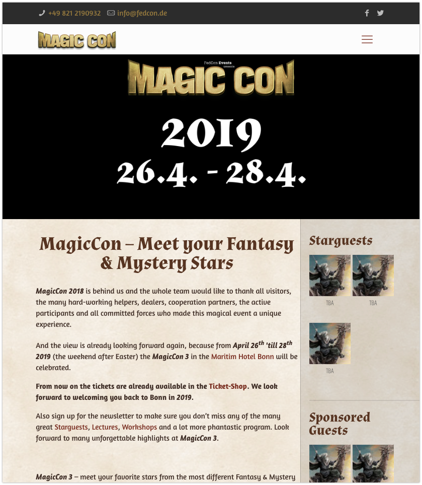 MagicCon
