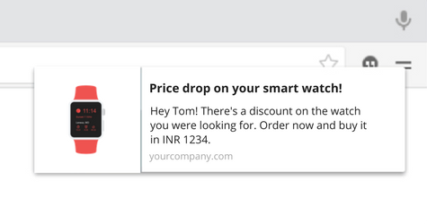 Price Drop Alarm