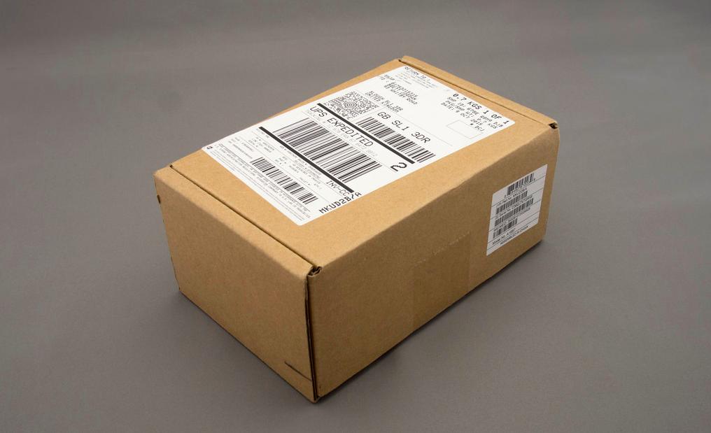 Dimensiones del producto empaquetado 1