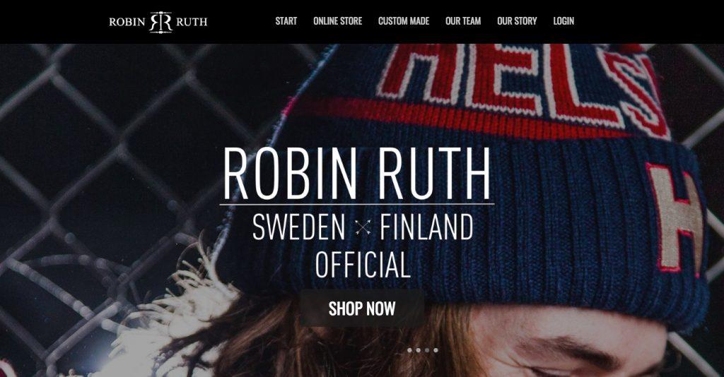 Robin Ruth ecwid misalnya toko