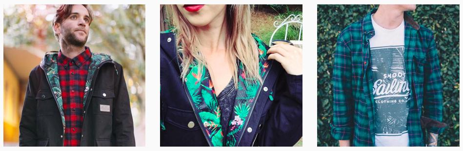 La Voile En Douceur Les Vêtements Co. Instagram