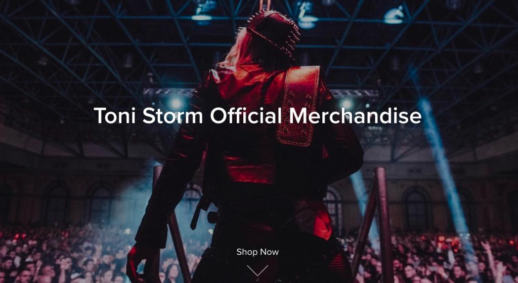 Toni Tempesta merchandise ufficiale