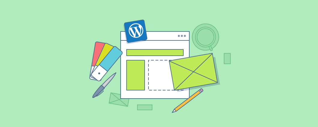 How to quickly design and customize your WordPress websites