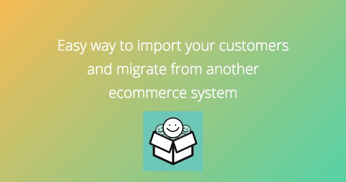 Приложение Import Customers