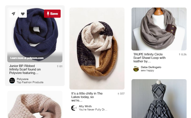 Trending pins featuring the product-type on Pinterest