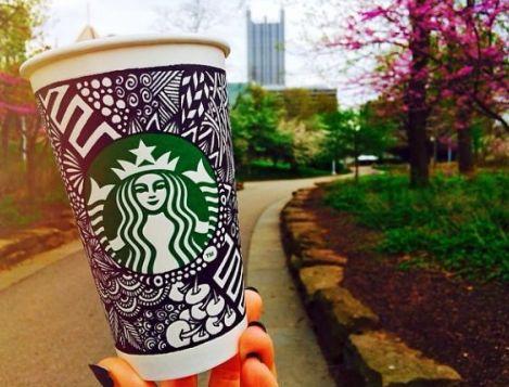Starbucks UGC