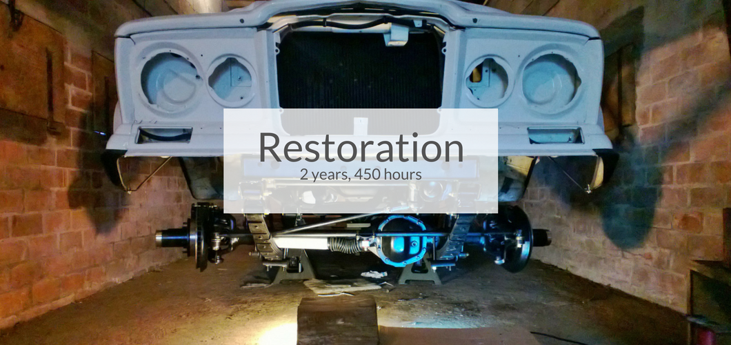 jeep cherokee restoration