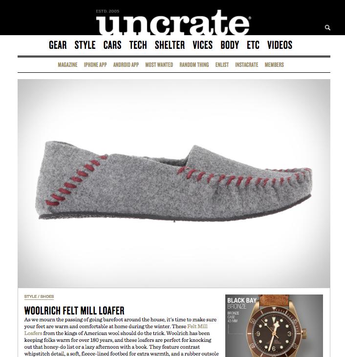 Идея товара на uncrate.com