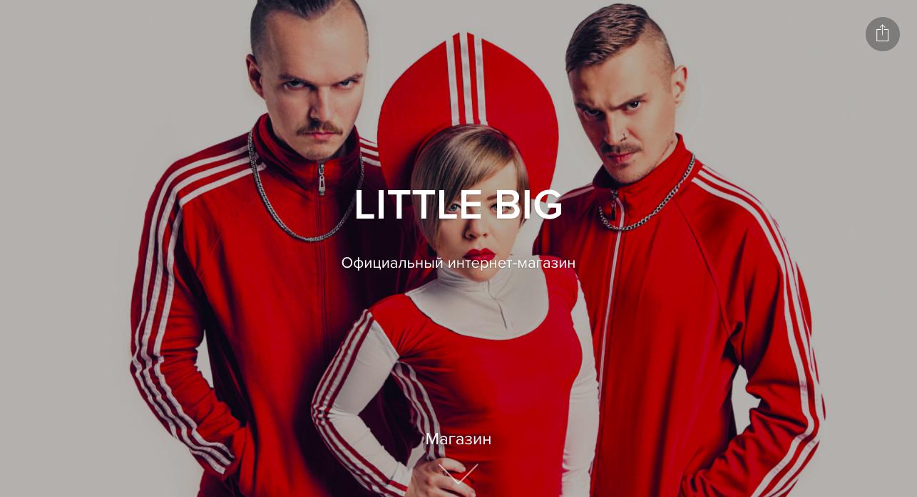 LITTLE BIG — официальный интернет-магазин группы