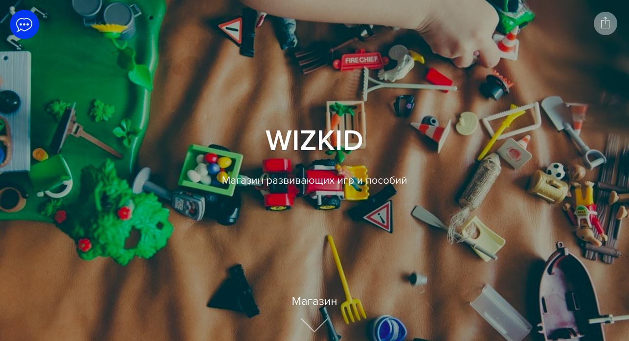 WizKids — развивающие игры и пособия