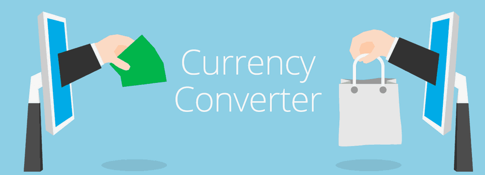 Приложение Currency Converter для Эквид-магазина