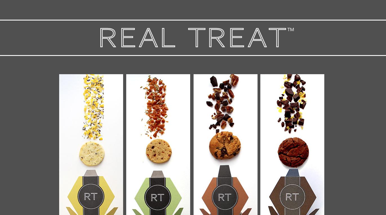 Интернет-магазин печенья Real Treat