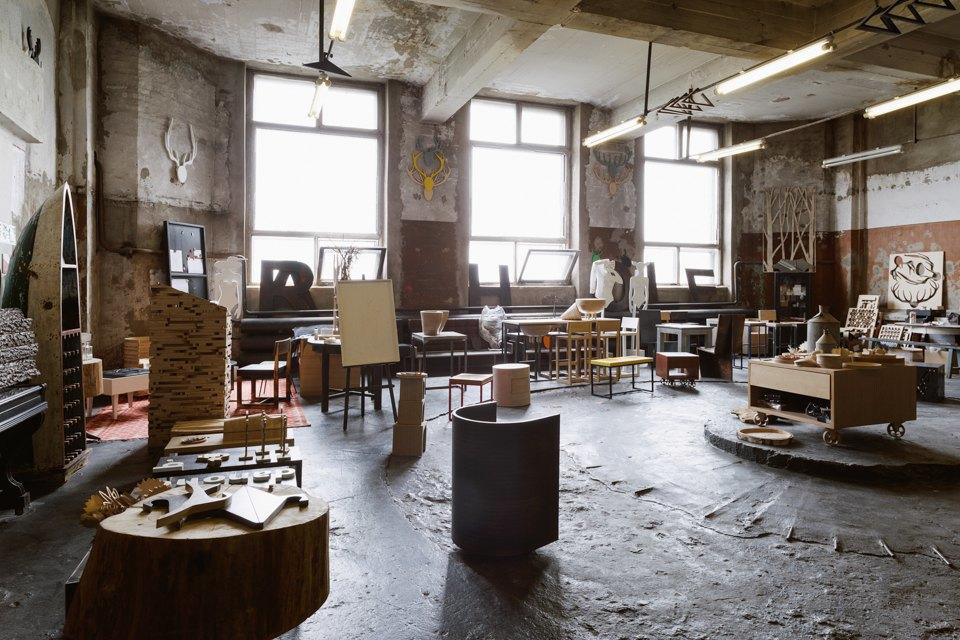 шоу-рум мебель Архполе