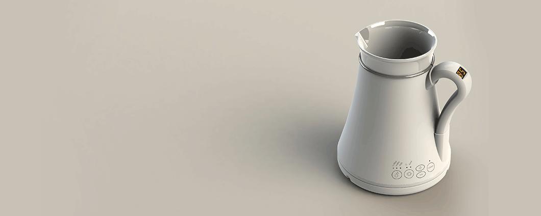 Автоматическая турка TimeCup: интернет-магазин одного изобретения