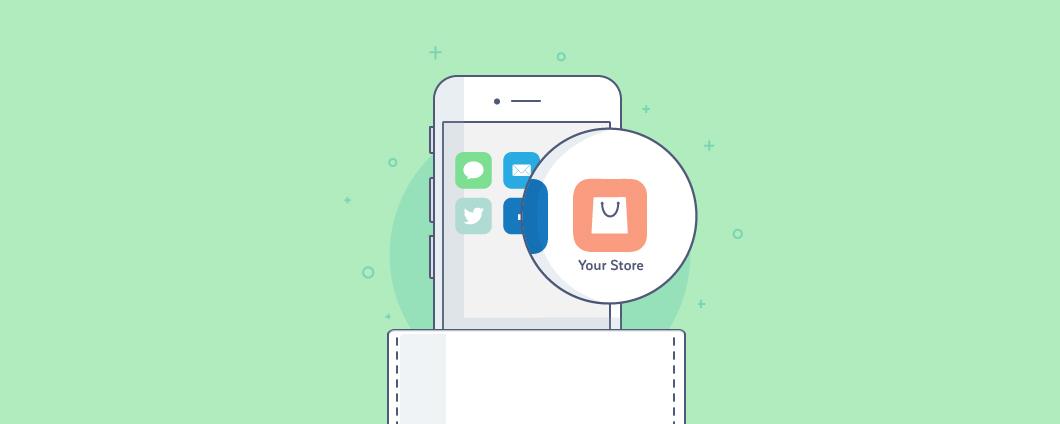 Trasforma il tuo Ecwid negozio in un Native Mobile App senza scrivere codice At All