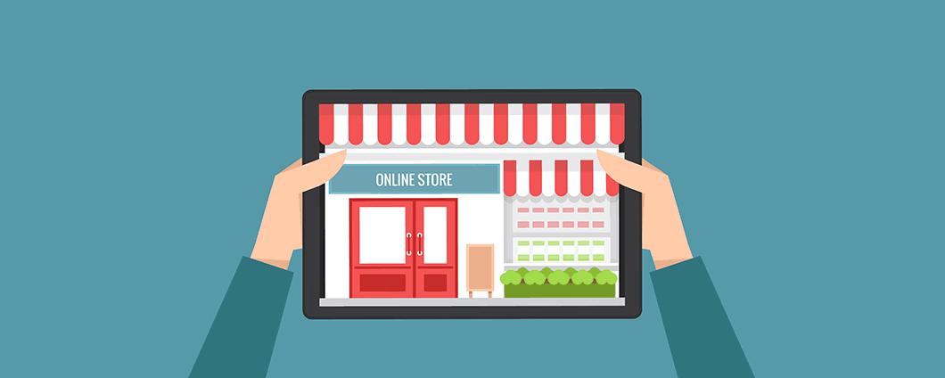 Build online shop free