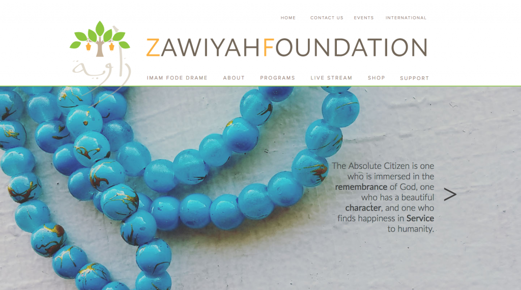 fondation zawiyah
